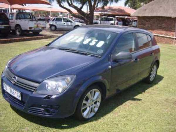 2006 OPEL ASTRA 2.0T—R59900