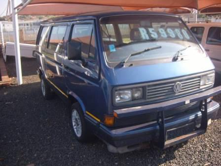 1994- V.W CARAVELLE 2.6 – R59950.00