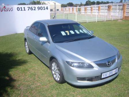2006 – Mazda 6 2.0 Active – R79950.00