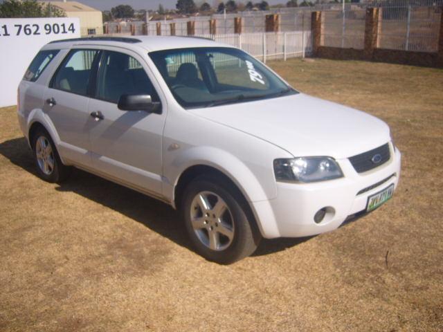 2006 – Ford Territory 4.0i Tx A/t – R79900.00
