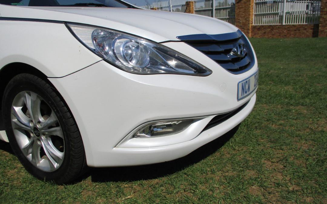 2011 -Hyundai Sonata 2.4 Gls A/t – R99900.00