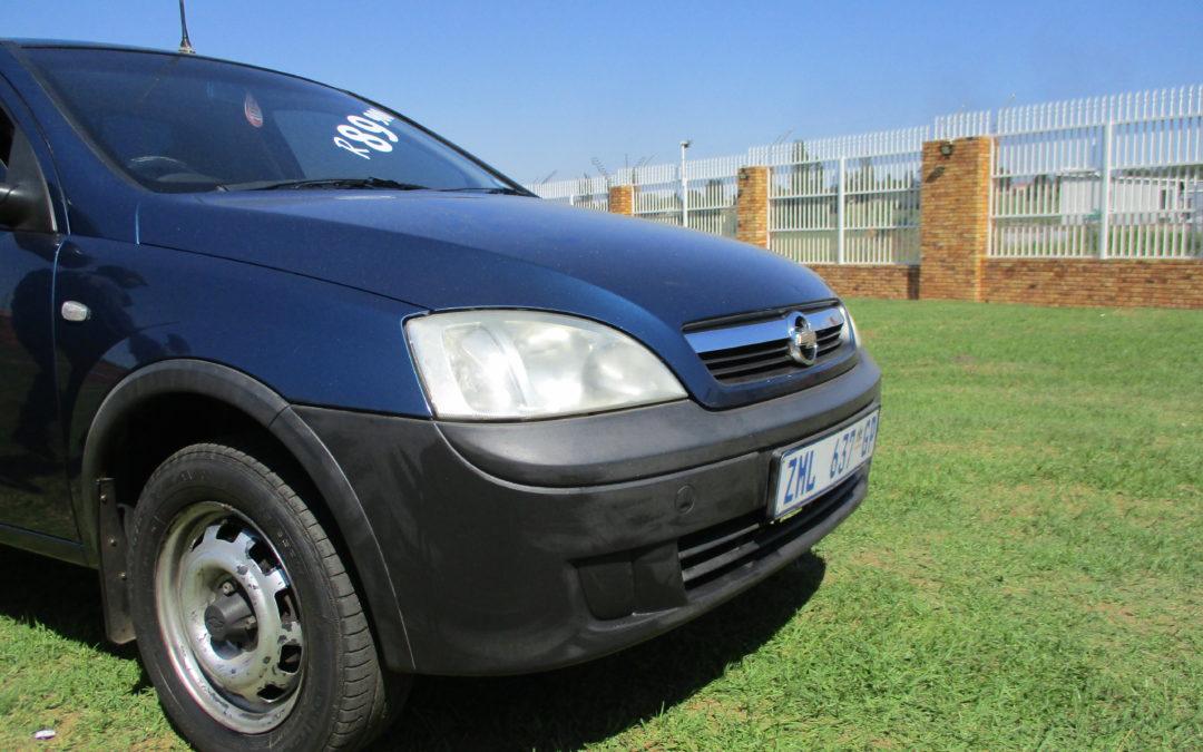 2010 –  Chevrolet Corsa Utility 1.4 S/c P/u – R89900.00