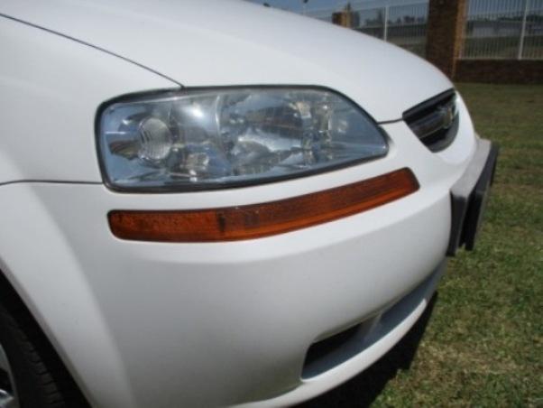 2005 – Chevrolet Aveo 1.5 5dr – R 59 900.00