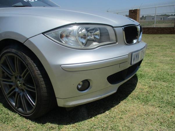 2007-BMW 1 Series 120i (e87) – R89900.00